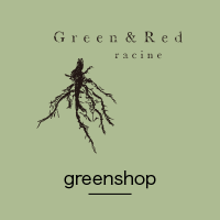 Green & Red racine